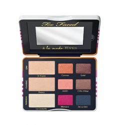 Palety očních stínů Too Faced  A La Mode Sexy St. Tropez Eye Shadow Collection