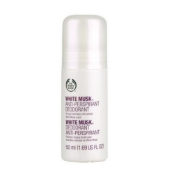 Antiperspiranty, deodoranty The Body Shop White Musk Anti-Perspirant Deodorant