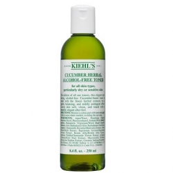 Tonizace Kiehl's Cucumber Herbal Alcohol-Free Toner