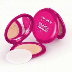 Pudry tuhé Miss Sporty So Matte Perfect Stay Pressed Powder