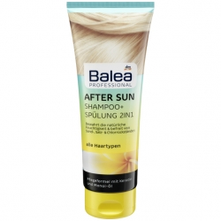 Balea Professional After Sun 2v1 šampon + kondicionér
