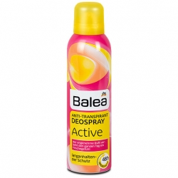 Antiperspiranty, deodoranty Balea Antitranspirant Deospray Active