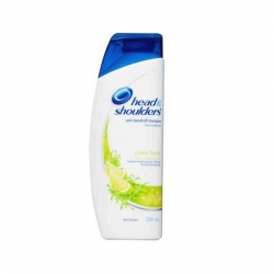 Šampony Head & Shoulders Citrus Fresh Shampoo