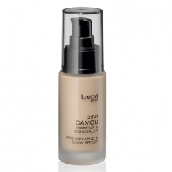 Trend It Up Camou 2in1 Make-up & Concealer