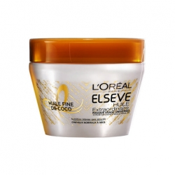 Masky L'Oréal Paris Elséve Extraordinary Oil Coco Mask