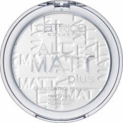 Catrice All matte transparent powder