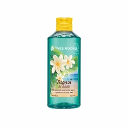 Yves Rocher mycí gel Monoi De Tahiti Lagoon Hair and Body Wash