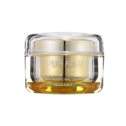 Hydratace Missha Super Aqua Cell Renew Snail Cream