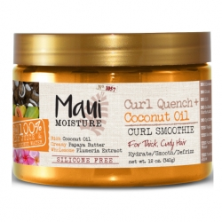 Masky Curl Quench + Coconut Oil Curl Smoothie - velký obrázek