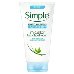 Simple  Micellar Facial Gel Wash