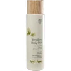 Feel free Emolient body milk
