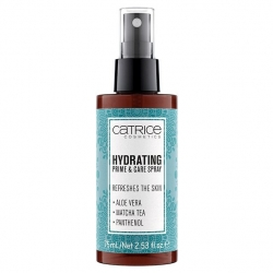 Catrice fixační sprej na make-up Hydrating prime & care spray