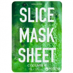 Kocostar maska Slice mask sheet cucumber