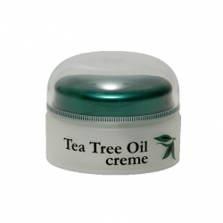 Hydratace Topvet Tea Tree Oil Creme