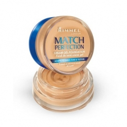 Krémový makeup Rimmel Match Perfection Cream Gel Foundation