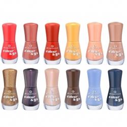 Laky na nehty Essence Lak na nehty colour & go - velký obrázek