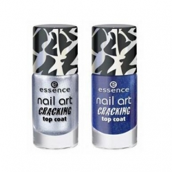 Top/base coats Essence Nail Art Cracking