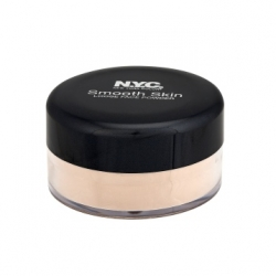 Pudry sypké NYC Smooth Skin Loose Face Powder