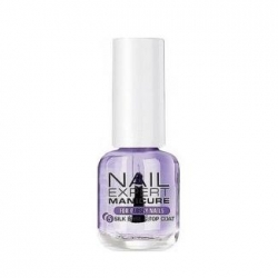 Top/base coats Miss Sporty Nail Expert Manicure Silk Base & Top Coat