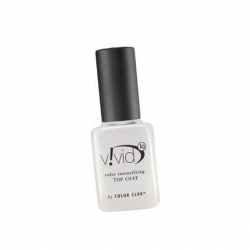 Top/base coats Color Club Vivid Color Intensifying Top Coat