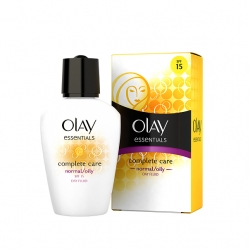 Hydratace Olay Essentials Complete Care Day Fluid SPF 15