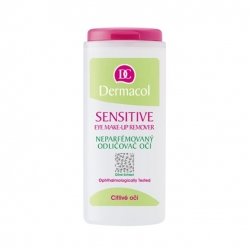 Odlíčení Dermacol Sensitive Eye Make-up Remover