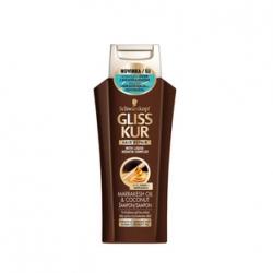 Šampony Gliss Kur Marrakesh Oil & Coconut Regenerační šampón - velký obrázek