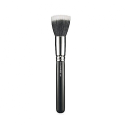 Štětce na tvář MAC Large Duo Fiber Face Brush 187