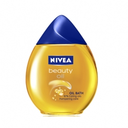 Do koupele Nivea Olej do koupele Beauty Oil
