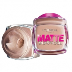 Pěnový makeup L'Oréal Paris Matte Morphose Foundation