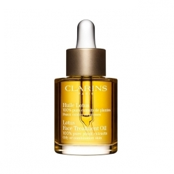 Hydratace Clarins Lotus Face Treatment Oil