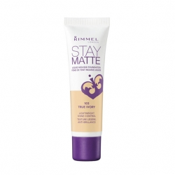 Pěnový makeup Rimmel Stay Matte Liquid Mousse Foundation