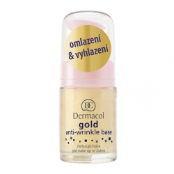 Dermacol Gold Anti Wrinkle Base
