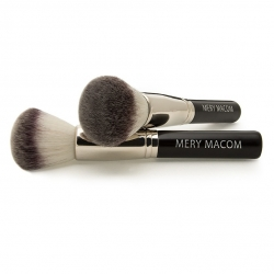 Štětce na tvář Mery Macom Powder Brush