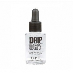 Top/base coats O.P.I. Drip Dry