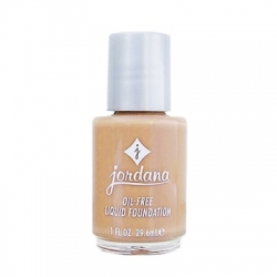 Tekutý makeup Jordana Oil-free liquid foundation