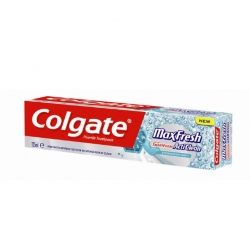 Chrup Colgate Max Fresh ActiClean zubní pasta