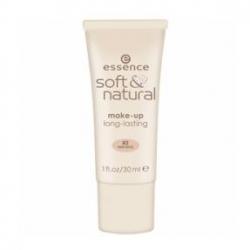 Tekutý makeup Essence Soft & Natural make-up - velký obrázek