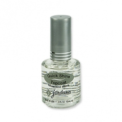 Top/base coats Jordana Quick Shine Topcoat