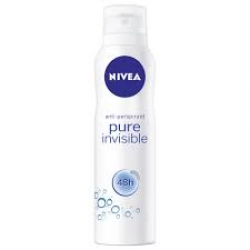 Nivea Sprej antiperspirant Pure Invisible
