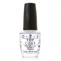 Top/base coats O.P.I. Top Coat