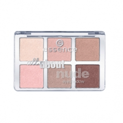Palety očních stínů Essence All About Nude Eyeshadow