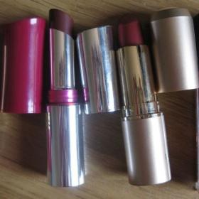 Rtěnky, stíny, tužky