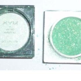 Pigmenty NYX a NYX chrome