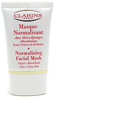 Clarins Masque Normalisant - Normalizující rozjasňující maska pro mastnou a lesklou pleť - foto č. 1