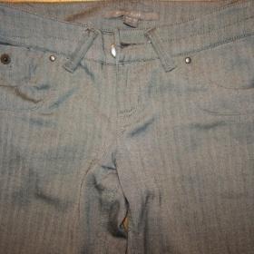 Šedé kalhoty Philip Russel, vel S - foto č. 1