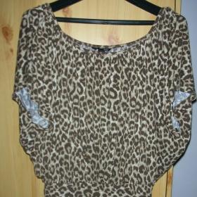 Leopard� tri�ko. - foto �. 1