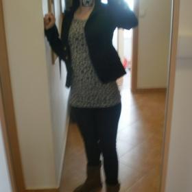 �erno-zlat� s��ko Jannis - foto �. 1