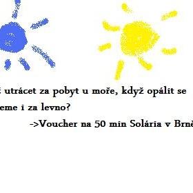 Permanentka do solária v Brně - foto č. 1