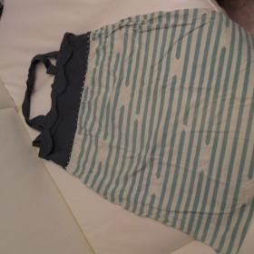 Zeleno-modré letní šaty Volcom - foto č. 1